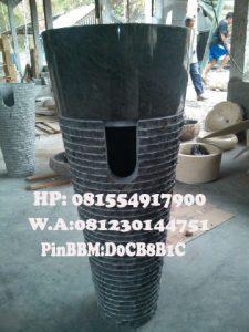Pedestal Marmer | Jual Wastafel Pedestal Tulungagung