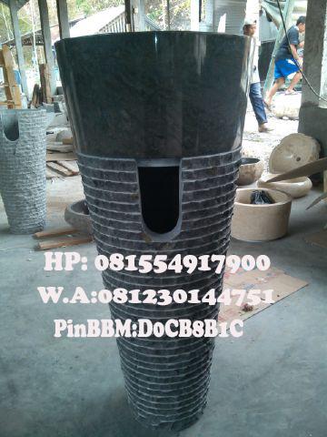 Pedestal Marmer
