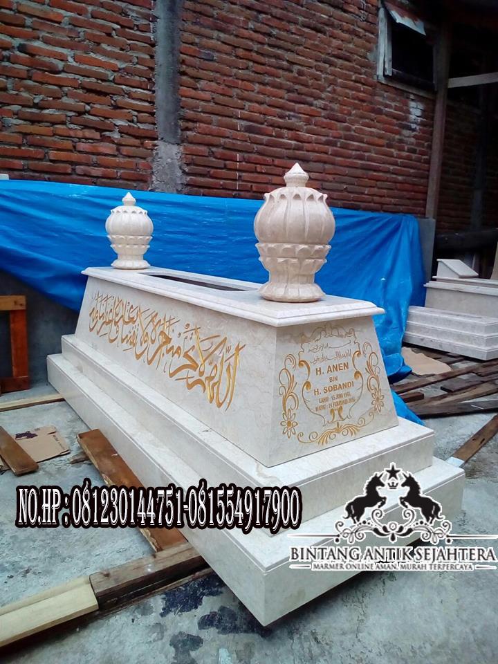 Jual Makam Model Bokoran Marmer Tulungagung