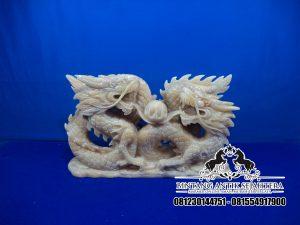 Harga Patung Marmer | Patung Naga Marmer