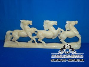 Jual Patung Marmer, Harga Patung Kuda Marmer