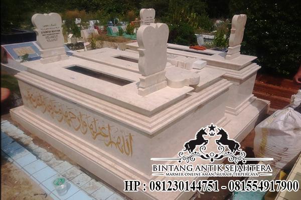 Makam Marmer Tulungagung, Model Makam Marmer