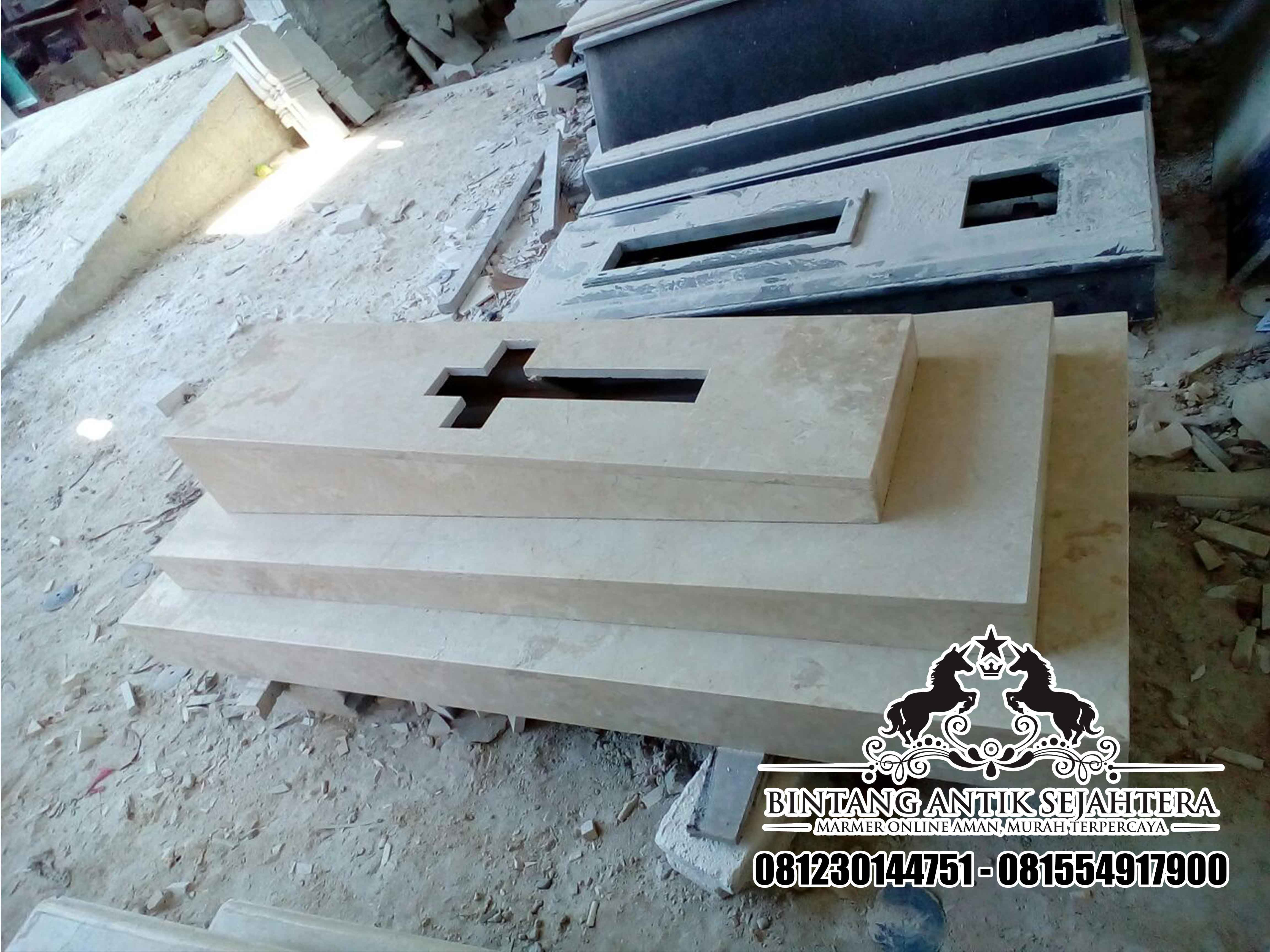 Makam Kristen Minimalis , Makam Model Kristiani, Makam Marmer