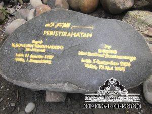 Jual Makam Dompalan Batu Kali   Kijingan Makam , Makam Murah Tulungagung