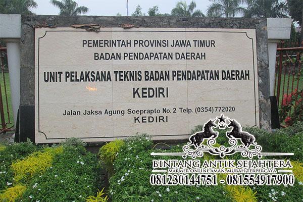 Prasasti Peresmian Marmer   Prasasti Marmer Surabaya