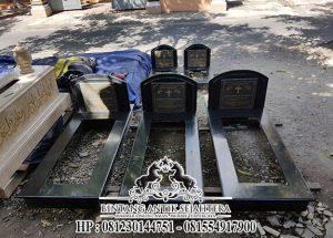 Makam Granit Kristen, Harga Makam Granit, Desain Makam Granit