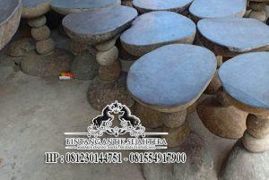 Kursi Taman Unik Batu Kali, Kursi Taman Terbaru