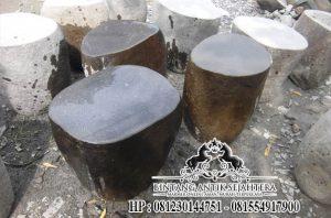 Natural Stone Craft, Kursi Batu Kali