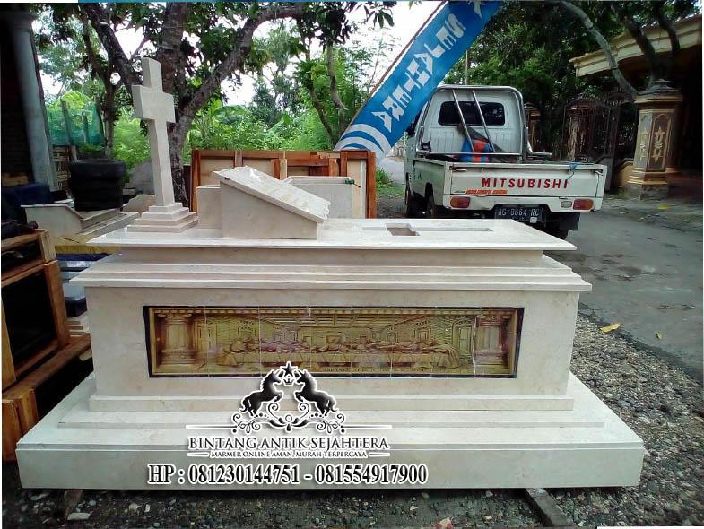 Makam Marmer Dengan Perjamuan Kudus, Makam Marmer Terbaru