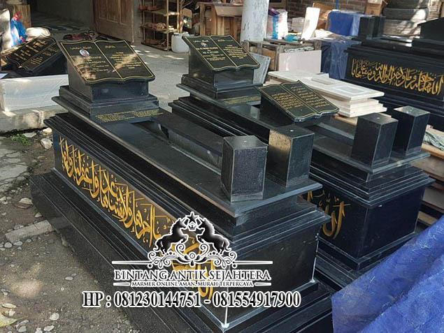 Makam Uje Granit Custom, Jual Berbagai Model Makam