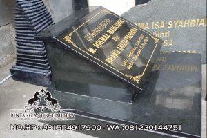 Nisan Baduk Granit, Pengrajin Nisan Granit, Ukuran Nisan Kotak