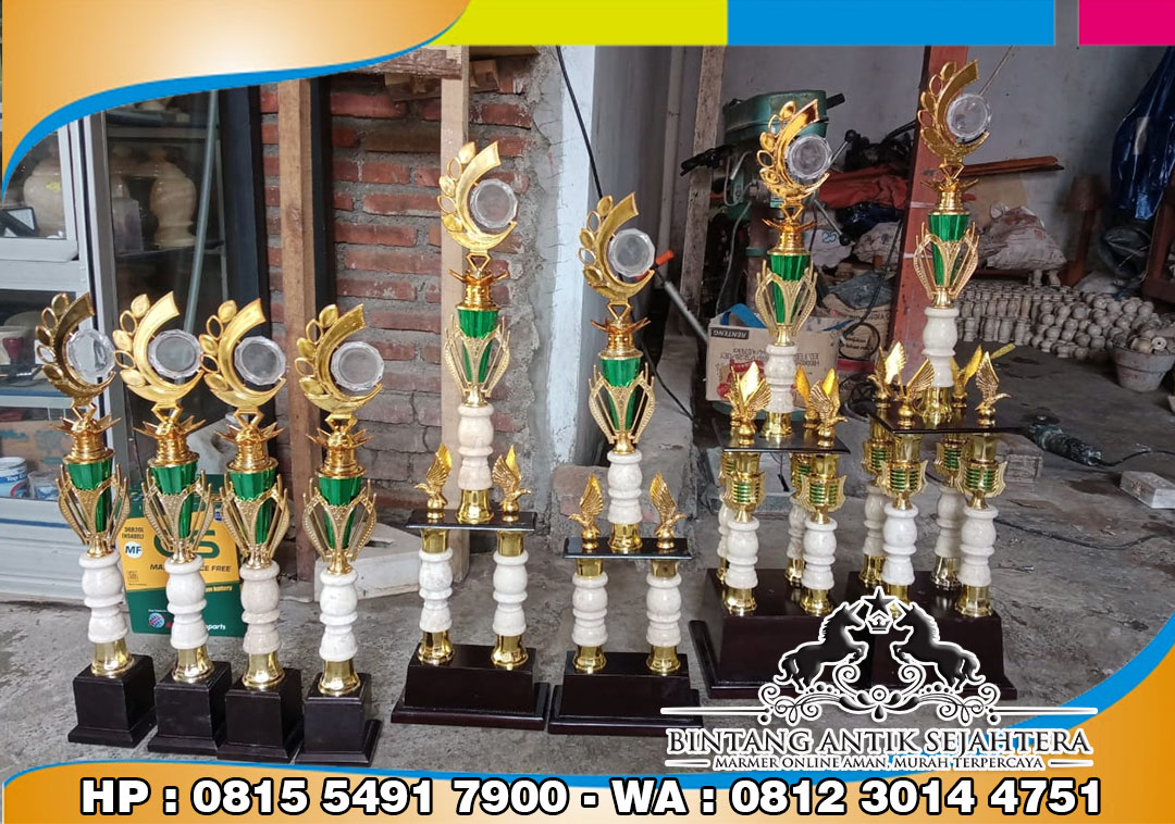 Aneka Trophy Piala Marmer Tulungagung