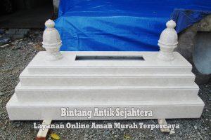 Makam Marmer Tulungagung Model Masyaikh dari batu alam