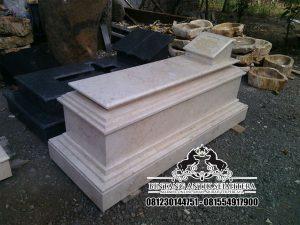 Jual Makam Batu Alam, Harga Nisan Batu Marmer , Model Kijing Marmer