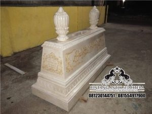 Kerajinan Makam Marmer Tulungagung | Model Makam Marmer
