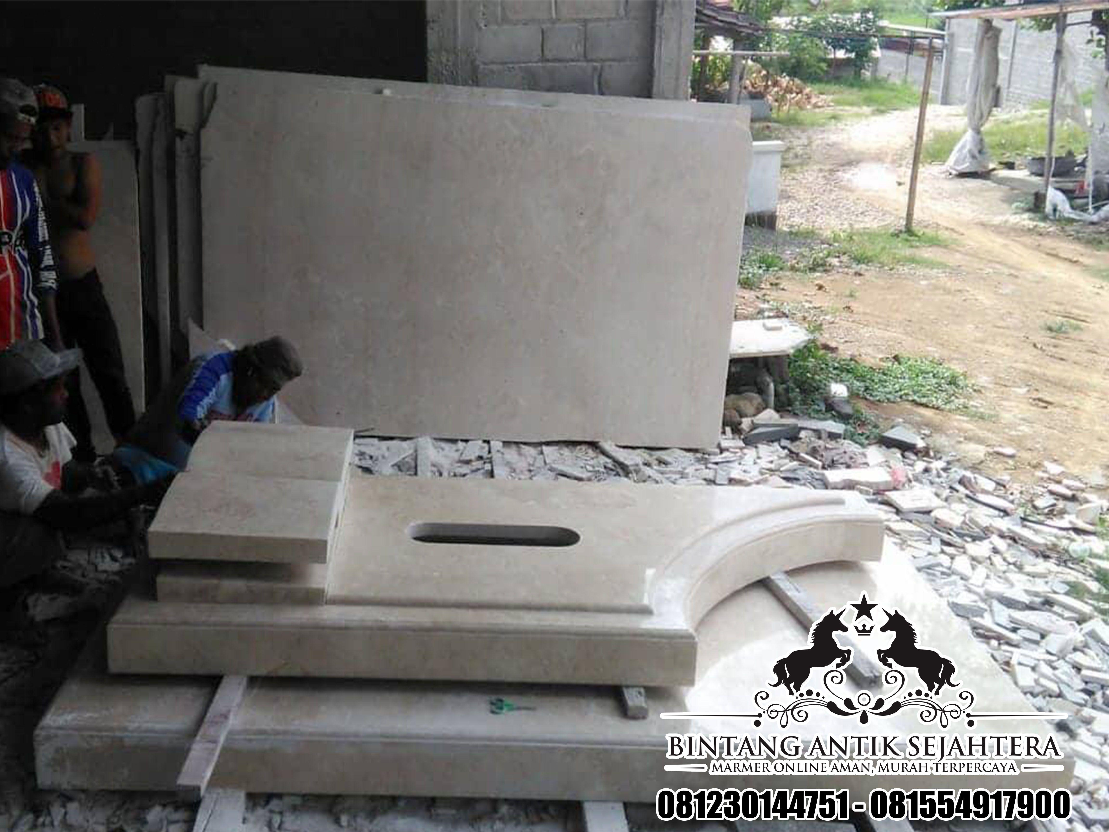 Kijing Makam Sederhana, Harga Kijing Batu Asli, Harga Kijing Makam di Surabaya