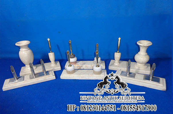 Harga Pen Holder Bahan Marmer, Pen Stand Holder Terbaru