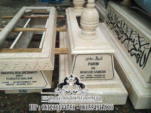 Review Makam Model Bokoran Marmer, Jual Makam Marmer Semarang
