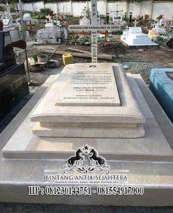 Makam Marmer Custom, Makam Custom Ini Pertama di Timor Timur