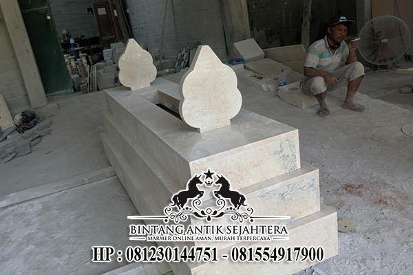 Makam Mataram Jumbo Custom, Makam Mataram Tumpuk Bahan Marmer