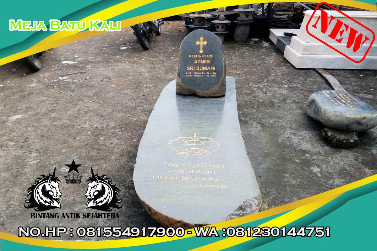Makam Custom Batu Kali, Variasi Model Makam, Model Makam Unik