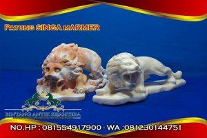 Patung Singa Marmer Surabaya, Galery Marmer Murah