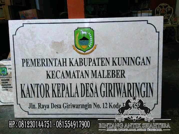 Kerajinan Batu Marmer Siap Kirim Seluruh Indonesia Bergaransi