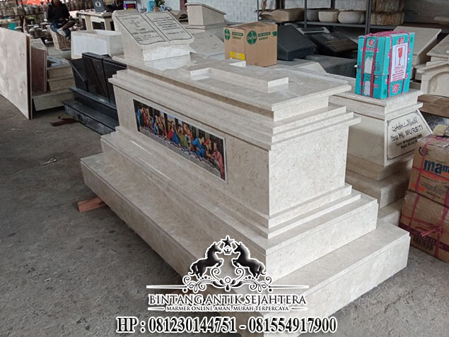 Model Makam Kristen Terbaru, Makam Kristen Perjamuan